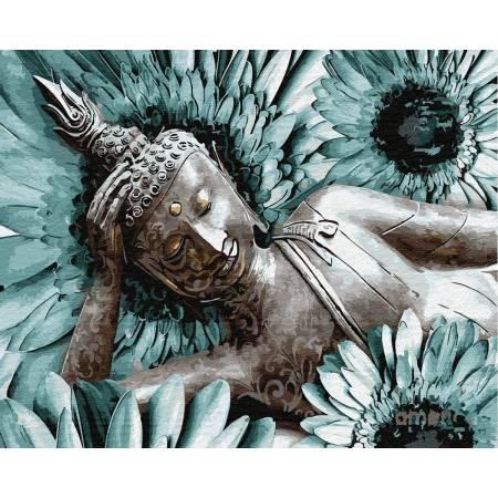 Картина по номерам Медитативная практика GX29357, Rainbow Art