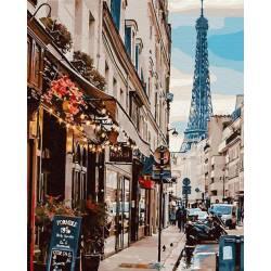 Париж из-за угла