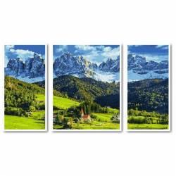Триптих Альпы