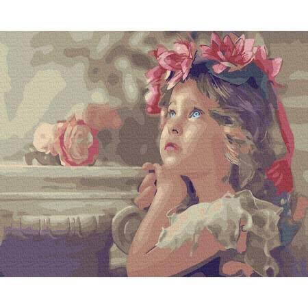 Картина по номерам Все дети - ангелы GX31006, Rainbow Art