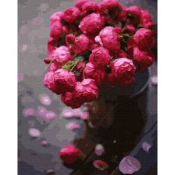 Ярко-розовое великолепие