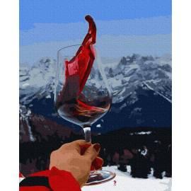 Вино и горы