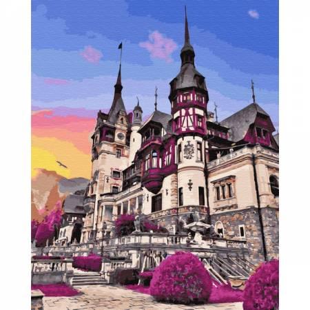Замок Пелеш в Румынии