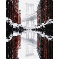 Город после дождя