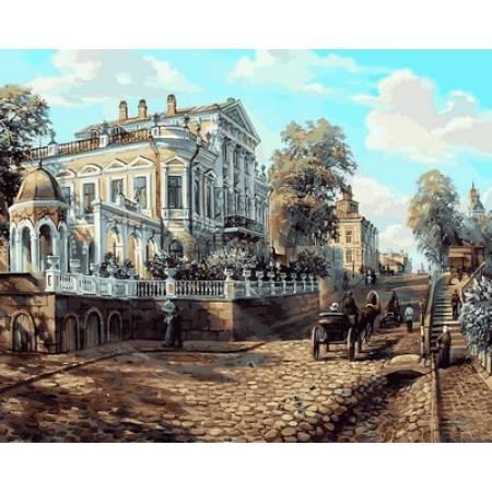 Пермь Дом Мешкова, XIX век