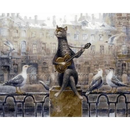 Лирический кот