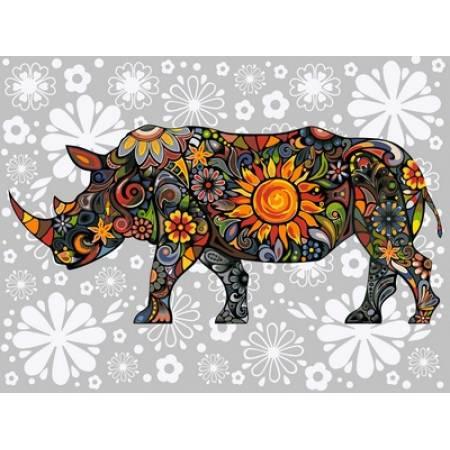 Цветочный носорог