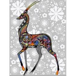 Цветочная антилопа