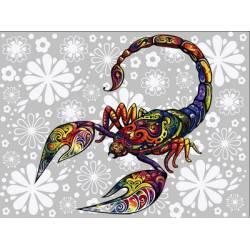 Цветочный скорпион