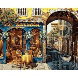 Ресторанчик в Венеции