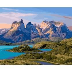 Чили Парк Торрес-дель-Пайне
