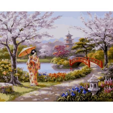 Нарисованный рай