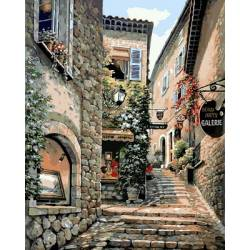 Лестницы старого города