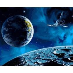 Полет на Луну и обратно