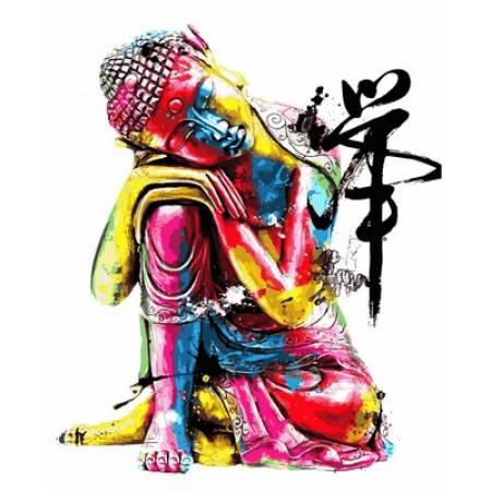 Картина по номерам «Будда Худ. Патрис Мурчиано », модель VP756