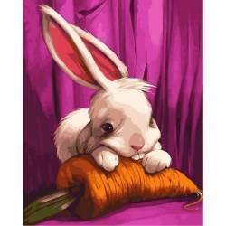 Милый зайчонок