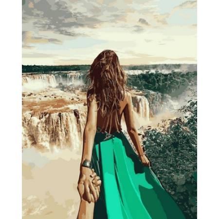 Картина по номерам Следуй за мной Бразилия VP711, Babylon