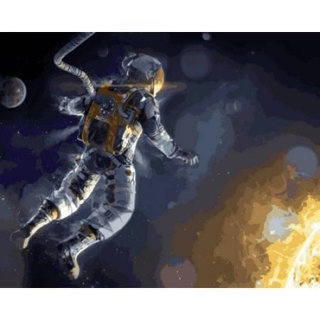 Картина по номерам Гравитация VP742, Babylon