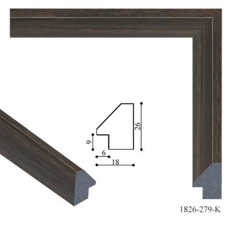 Картина по номерам Рамка для картины 1826-279K, PRORAM