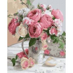 Утренние розы