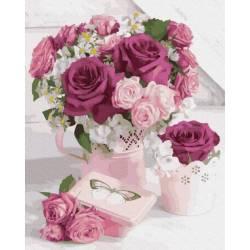 Великолепие роз