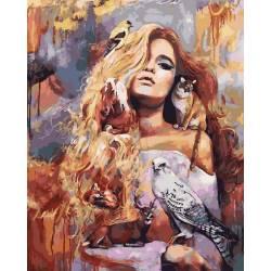 Богиня Фауна