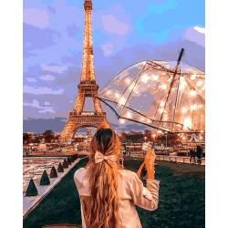 Визитная карточка Парижа