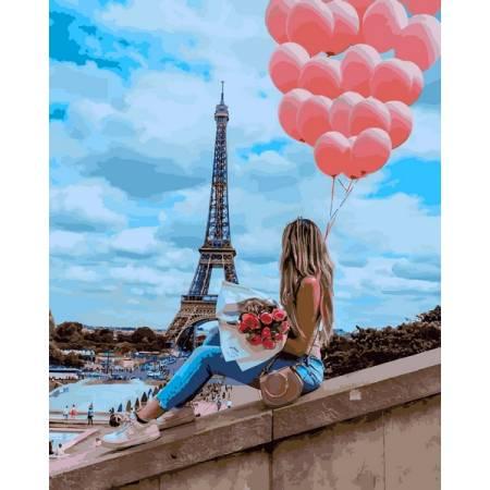 Лучший вечер в Париже