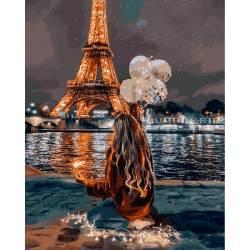 Вечерняя Сена