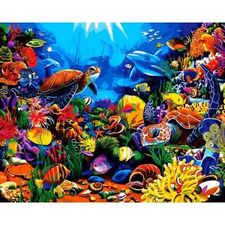 Картина по номерам Красота моря VP1322, Babylon